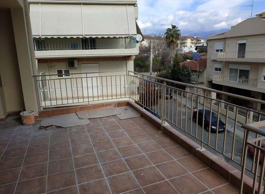 Προσθήκη καθ' ύψος Β΄ορόφου σε κατοικία στο Αγρίνιο