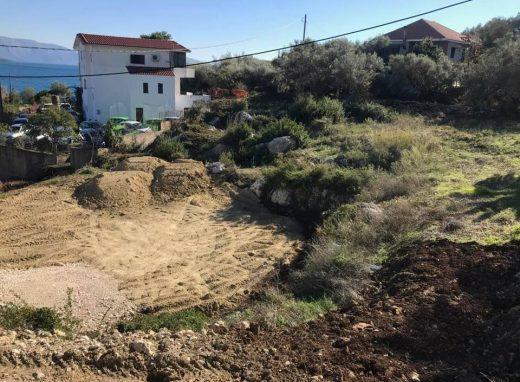 Ανέγερση συγκροτημάτων κατοικιών στην Λευκάδα (Λυγιά - Περιγιάλι - Επίσκοπος)