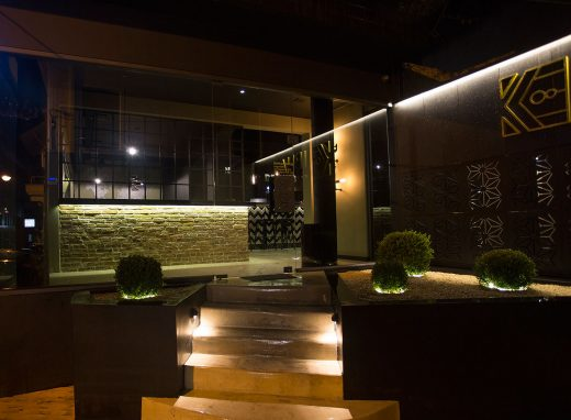 Κατασκευή IBHA - Bar Restaurant στο Αγρίνιο
