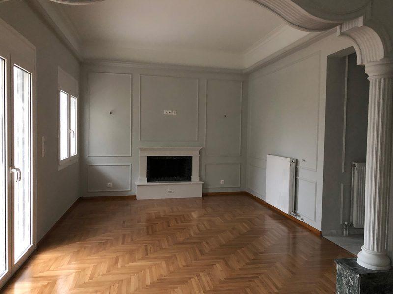 Ανακαίνιση κατοικίας στο Αγρίνιο
