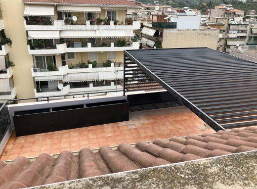 Ανακαίνιση οροφοδιαμερίσματος στο Αγρίνιο