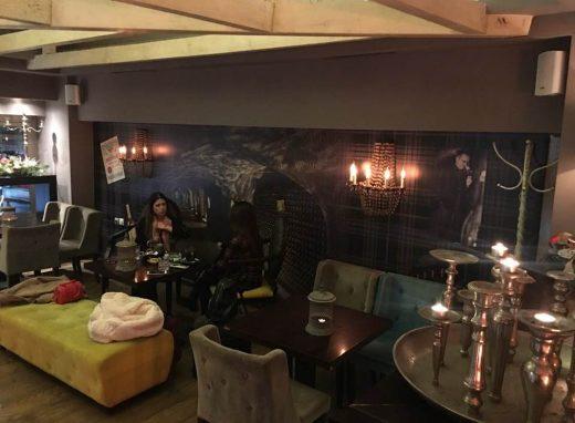 Ανακαίνιση Cafe Caramela στην Αμφιλοχία