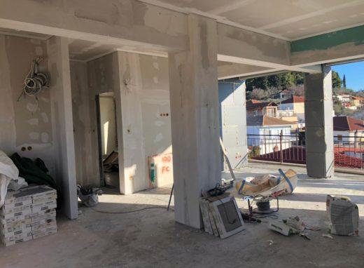 Ανακαίνιση διαμερίσματος στην Κατούνα