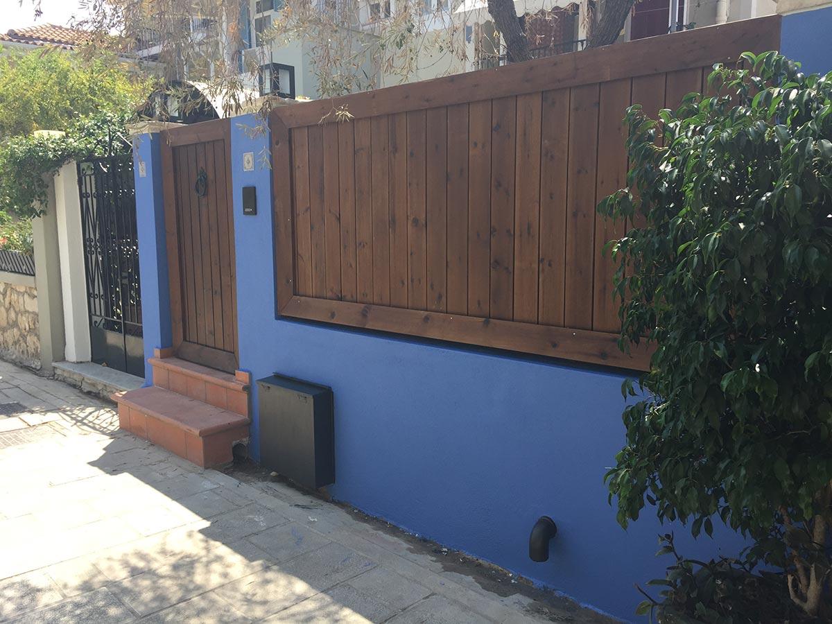 Ανακαίνιση ισόγειας κατοικίας προ του 1955 στη Λευκάδα