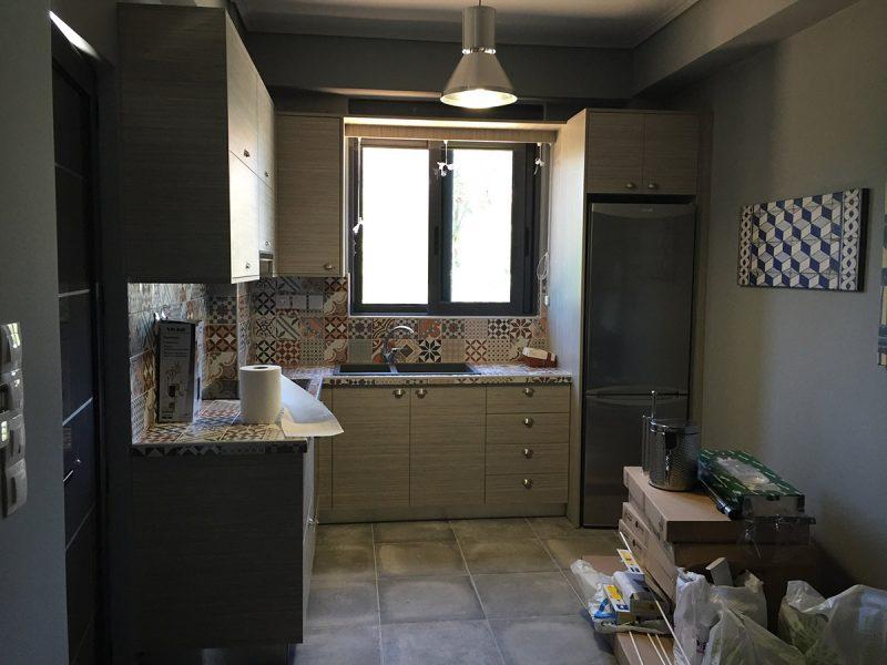 Ανέγερση ισόγειων εξοχικών κατοικιών στην Πάλαιρο