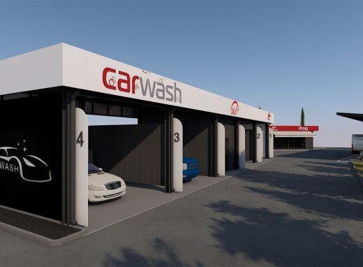 Πλυντήριο αυτοκινήτων στο Αγρίνιο