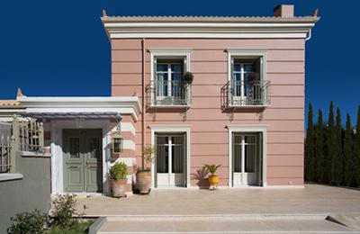 Ανέγερση διώροφης κατοικίας με σοφίτα στο Αγρίνιο