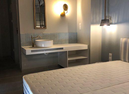 Ανακαίνιση κατοικίας στην Λευκάδα